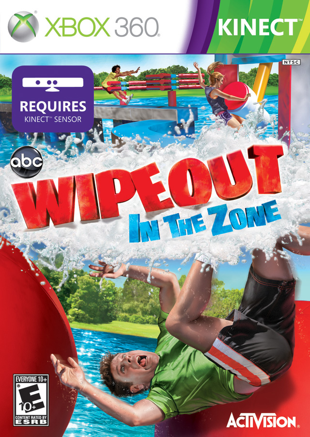 XBOX 360 - Wipeout: In the Zone