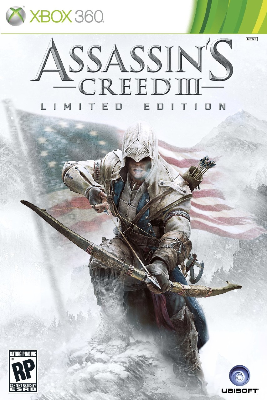 XBOX 360 - Assassins Creed III Special Edition