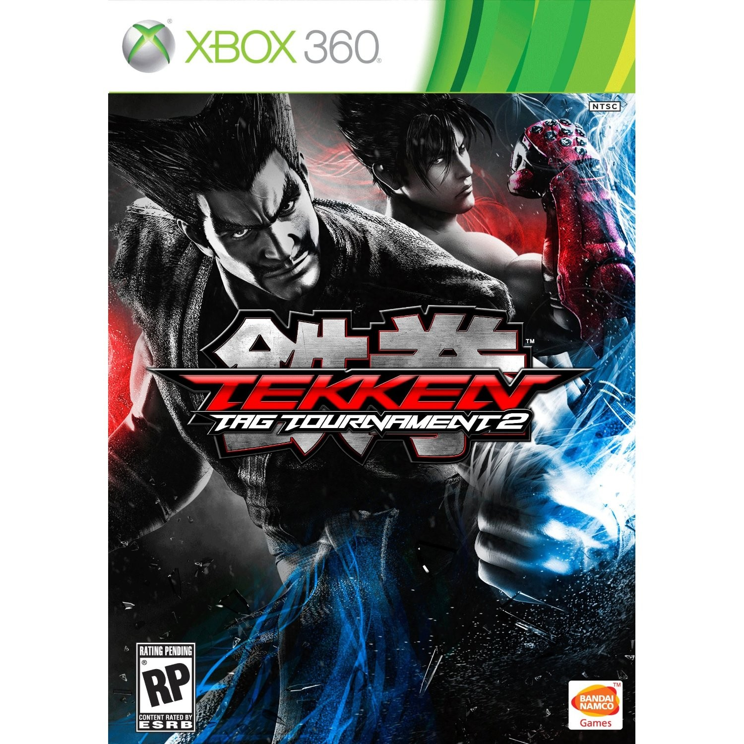 XBOX 360 - Tekken Tag Tournament 2