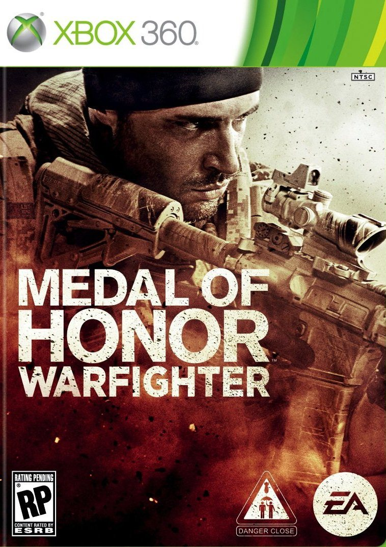 XBOX 360 - Medal of Honor: Warfighter