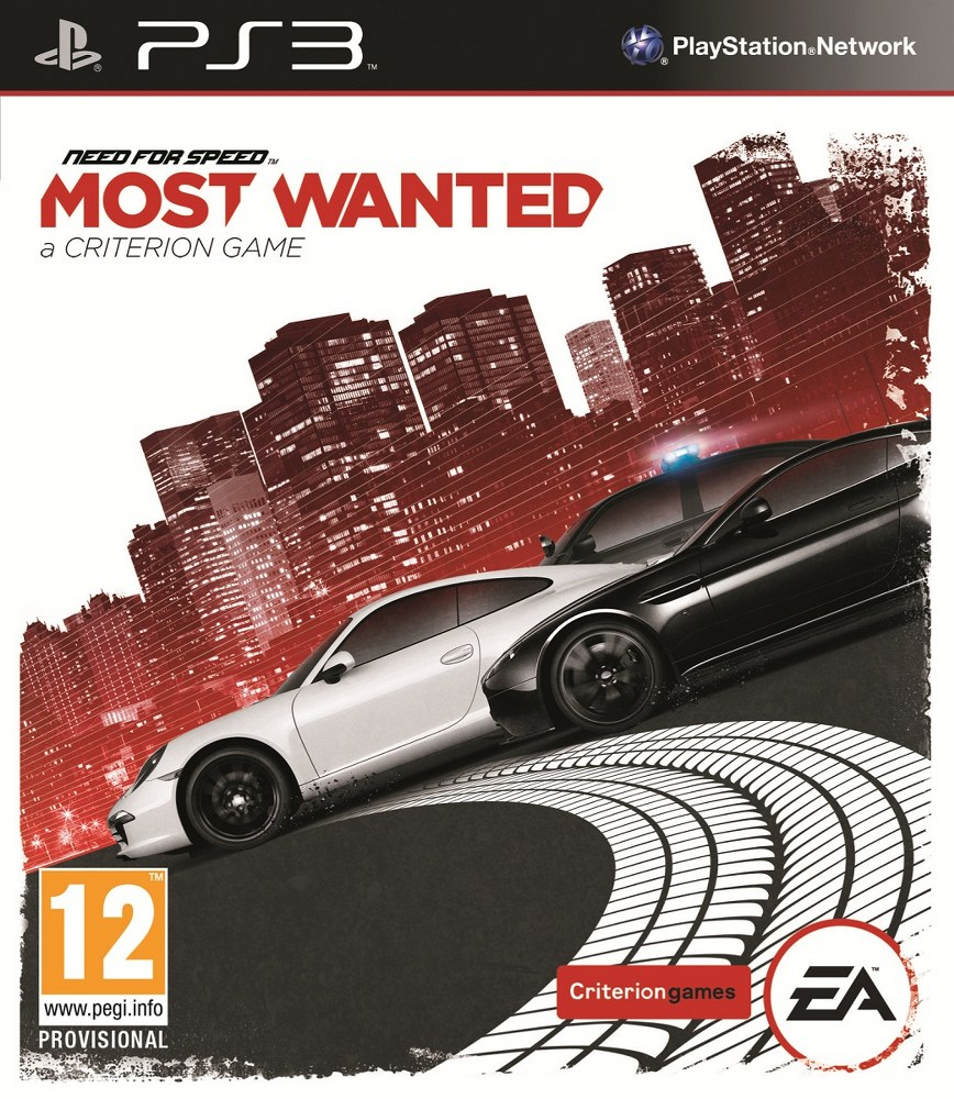 PS3 - Need for Speed Most Wanted