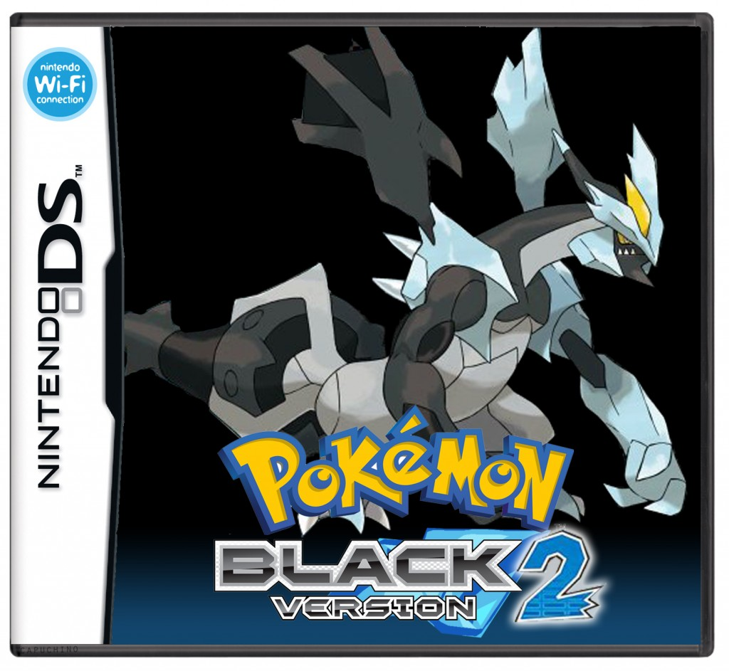 DS - Pokemon Black Version 2