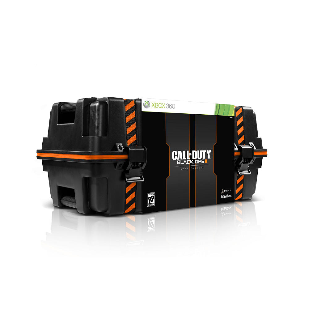XBOX 360 - Call of Duty Black Ops 2 Care Package
