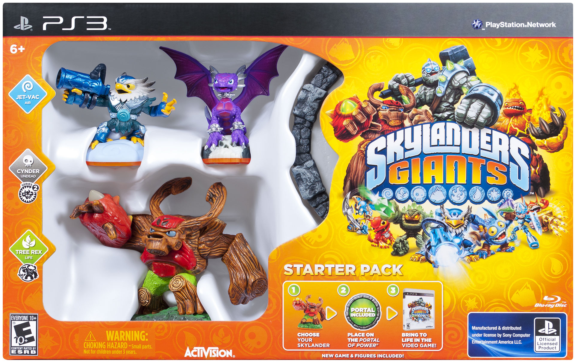 PS3 - Skylanders Giants