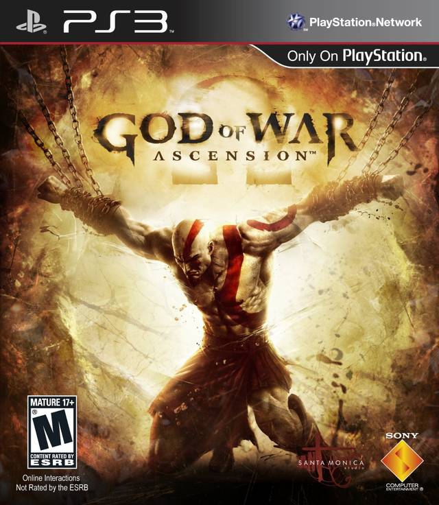 PS3 - God of War Ascension