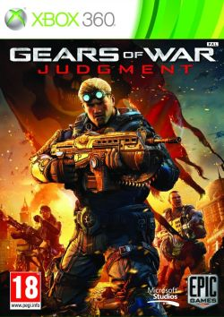 XBOX 360 - Gears of War Judgment