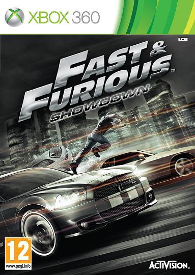 XBOX 360 - Fast and furious showdown