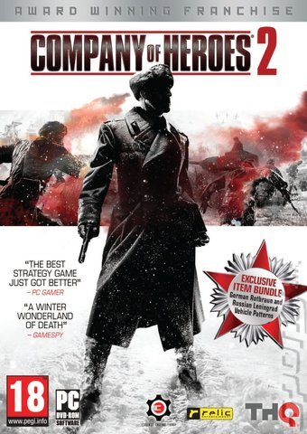 PC  - Company of Heroes 2