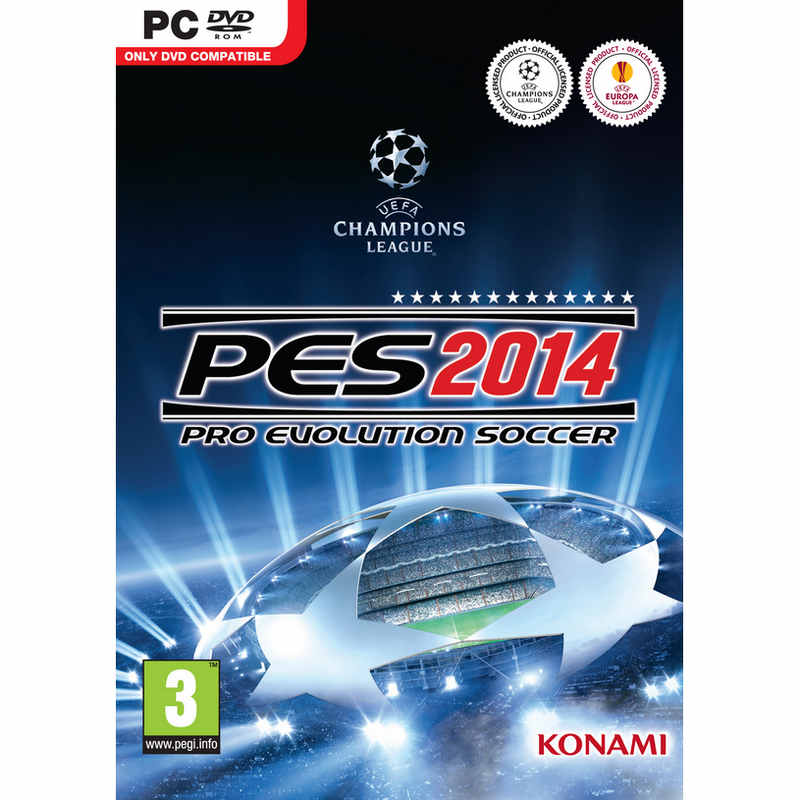 PC - Pro Evolution 2014
