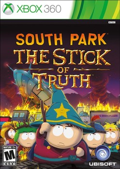XBOX 360 - SOUTH PARK STICK OF TRUTH