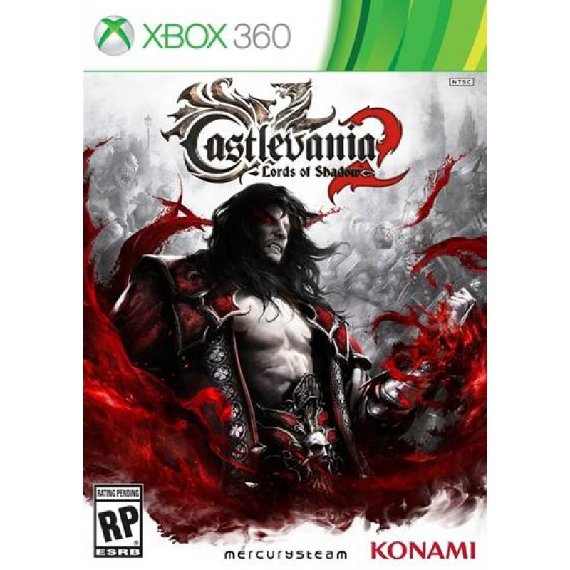 XBOX 360 - Castlevania Lords of Shadow 2