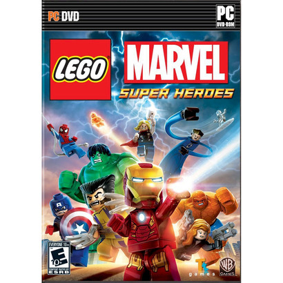 PC - LEGO MARVEL