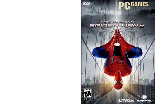 PC - AMAZING SPIDERMAN 2