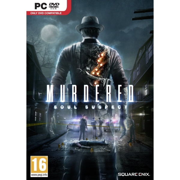 PC - MURDERED SOUL SUSPECT