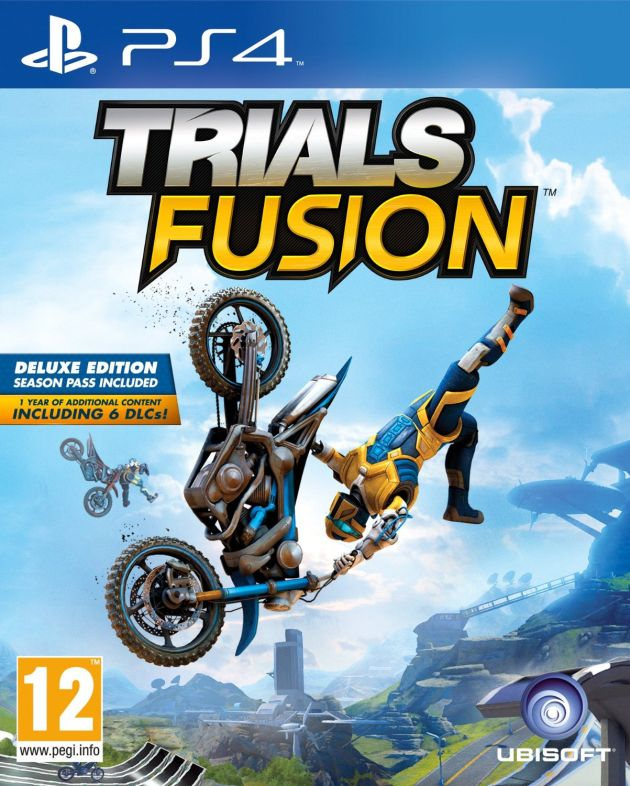 PS4 - TRIAL FUSION Deluxe Edition