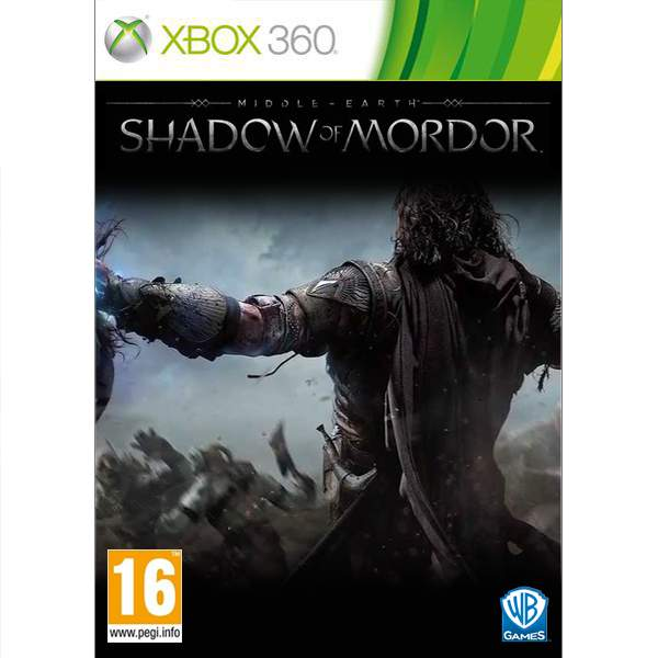 XBOX 360 - Middle earth Shadow of Mordor