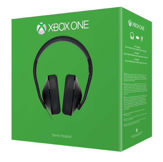 XBOX ONE - STEREO HEADSET