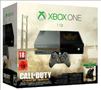 XBOX ONE - 1TB CALL OF DUTY AW EDITION