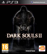 PS3 - DARK SOULS 2 SCHOLAR OF THE DARK SIN