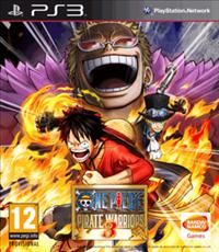 PS3 - One Piece Pirate Warriors 3