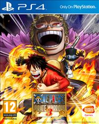 PS4 - One Piece Pirate Warriors 3