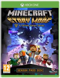 XBOX ONE - MINECRAFT STORY MODE