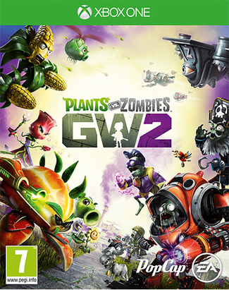 XBOX ONE - Plants vs Zombies Garden Warfare 2