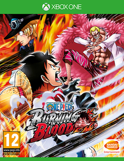 XBOX ONE - One Piece Burning Blood