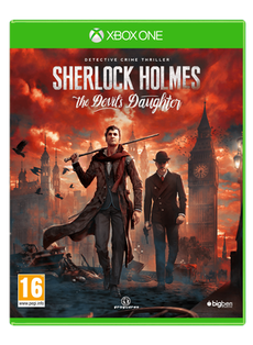 XBOX ONE - Sherlock Holmes The Devil's Daughter