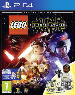 PS4 - LEGO Star Wars The Force Awakens