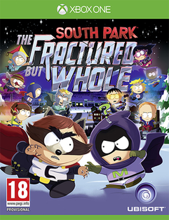 XBOX ONE - South Park The Fractured But Whole