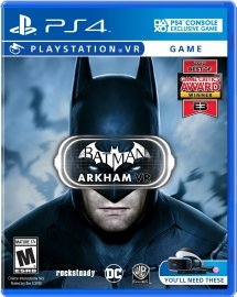 PS4 VR - Batman Arkham VR