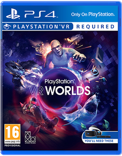 PS4 VR - Playstation VR Worlds