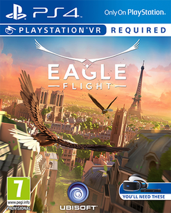 PS4 VR - Eagle Flight
