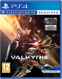 PS4 VR - EVE Valkyrie