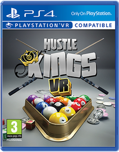 PS4 VR - Hustle Kings VR