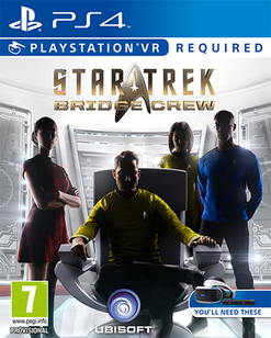 PS4 VR - Star Trek Bridge Crew