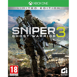 XBOX ONE - Sniper Ghost Warrior 3