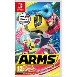 Nintendo Switch - ARMS