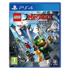 PS4 - LEGO Ninjago Movie Game