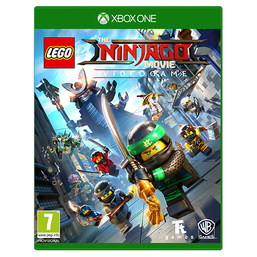 XBOX ONE - LEGO Ninjago Movie Game