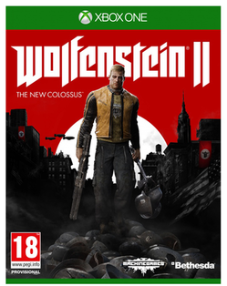 XBOX ONE - Wolfenstein II: The New Colossus