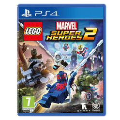 PS4 - LEGO Marvel Superheroes 2