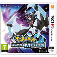 3DS - Pokemon Ultra Moon