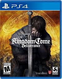 PS4 - Kingdom come Deliverance