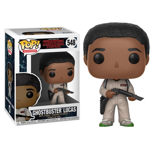 POP - 548 GHOSTBUSTERS LUCAS
