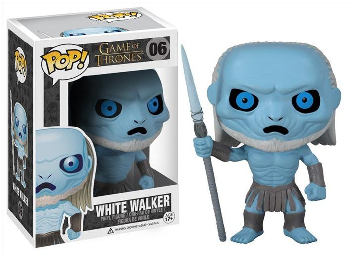 POP - 06 WHITE WALKER