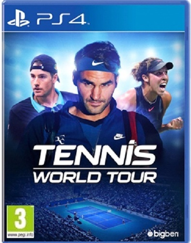 PS4 - Tennis World Tour