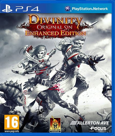 PS4 - Divinity Original Sin II