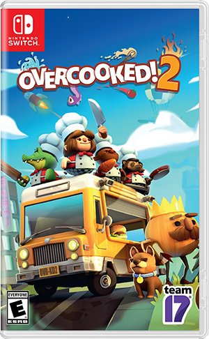 Nintendo Switch - Overcooked! 2